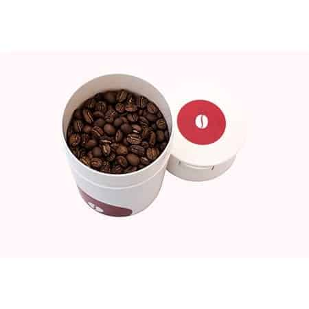 IKAWA At Home Tightvac Coffee Storage Jar