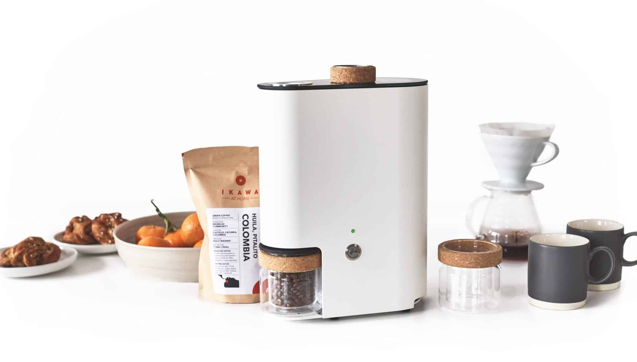 IKAWA Home Smart Coffee Roaster System hero image