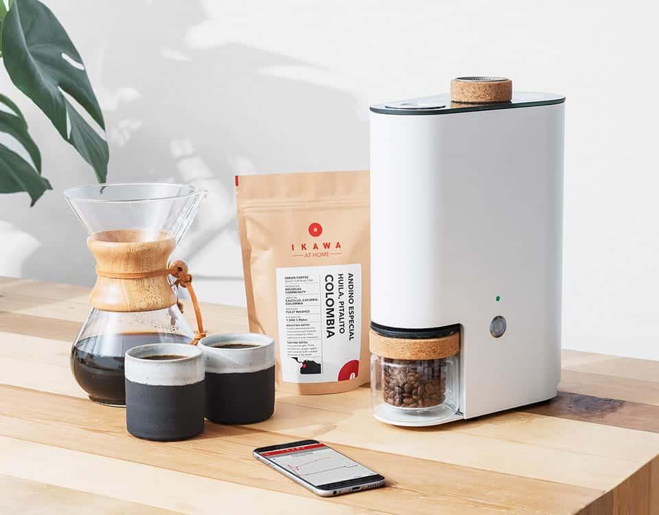 At Home - IKAWA Coffee
