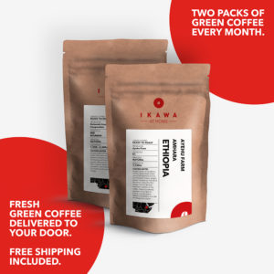Ikawa monthly coffee